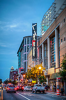 Verizon Center Washington DC Architecture