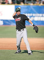 Francisco Lizarraga of the Great Lakes Lagoons during the Midwest League All-Star game.  Photo by:  Mike Janes/Four Seam Images