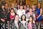 Bride To Be: Elaine Roche, Brosna on her hen night with family & friends at Behan's Horseshoe Bar & Restaurant, Listowel on Saturday night last.
