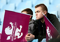 Aston Villa fan before the match against Wolverhampton Wanderers.<br /> <br /> Photographer Leila Coker/CameraSport<br /> <br /> The EFL Sky Bet Championship - Aston Villa v Wolverhampton Wanderers - Saturday 10th March 2018 - Villa Park - Birmingham<br /> <br /> World Copyright &copy; 2018 CameraSport. All rights reserved. 43 Linden Ave. Countesthorpe. Leicester. England. LE8 5PG - Tel: +44 (0) 116 277 4147 - admin@camerasport.com - www.camerasport.com