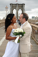 City Hall/ Brooklyn Bridge Wedding