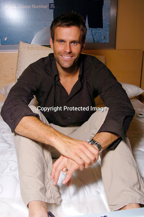 Cameron Mathison ..at the opening of The Select Comfort Store at 72nd Street and Broadway in New York City on July 28, 2004                  Photo by Robin Platzer, Twin Images