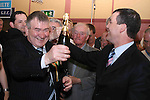 Johnny Brady and Noel Dempsey at The Counting Station, Navan..Photo NEWSFILE/Jenny Matthews.(Photo credit should read Jenny Matthews/NEWSFILE)....This Picture has been sent you under the condtions enclosed by:.Newsfile Ltd..The Studio,.Millmount Abbey,.Drogheda,.Co Meath..Ireland..Tel: +353(0)41-9871240.Fax: +353(0)41-9871260.GSM: +353(0)86-2500958.email: pictures@newsfile.ie.www.newsfile.ie.FTP: 193.120.102.198.