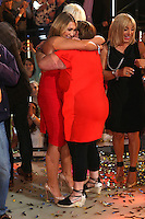 Lauren Goodger, White Dee at The Celebrity Big Brother final<br /> Borehamwood. 12/09/2014 Picture by: James Smith / Featureflash