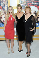 www.acepixs.com<br /> <br /> October 30 2017, LA<br /> <br /> (L-R) Catherine Rose Young, Cheryl Hines and Rosemary Hines arriving at the premiere of 'A Bad Moms Christmas' at the Regency Village Theatre on October 30, 2017 in Westwood, California.<br /> <br /> By Line: Peter West/ACE Pictures<br /> <br /> <br /> ACE Pictures Inc<br /> Tel: 6467670430<br /> Email: info@acepixs.com<br /> www.acepixs.com