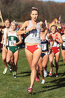 Sunday October 31, 2010, The Ohio State University Women's Cross Country team compete at the 2010 Big Ten Cross Country Championship hosted by the University of Wisconsin @ the Zimmer Championship Cross Country Course.