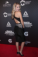 NEW YORK, NY - DECEMBER 5: Olivia Jordan at the 2017 Sports Illustrated Sportsperson Of The Year Awards at Barclays Center on December 5, 2017 in New York City. Credit: Diego Corredor/MediaPunch /NortePhoto.com NORTEPHOTOMEXICO