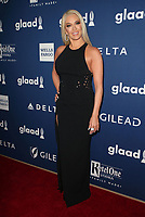 13 April 2018 - Beverly Hills, California - Erika Jayne. 29th Annual GLAAD Media Awards at The Beverly Hilton Hotel. <br /> CAP/ADM/FS<br /> &copy;FS/ADM/Capital Pictures