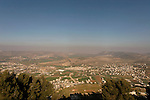 Samaria, a view of Michmetat valley as seen from Mount Gerizim