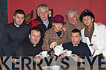 The Island Players cast for their upcoming performance of Moll which will be held in the Ivyleaf theatre, Castleisland from the 18-22nd November front row l-r: Tommy Martin, Mike Burke. Back row: Stephen McCarthy, Jerome Stack, Emer Harty, Joe Martin and Jean Horgan