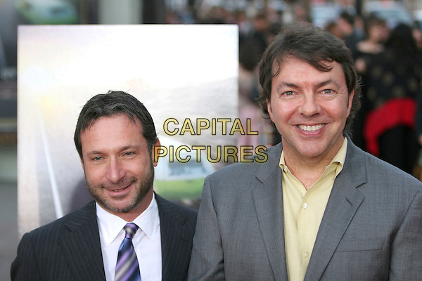 "ALAN POUL & ALAN BALL.HBO presents the Fifth Season Premiere of ""Six Feet Under"" at Grauman's Chinese Theatre, Hollywood, .California, USA, May 17th 2005..portrait headshot.Ref: ADM.www.capitalpictures.com.sales@capitalpictures.com.©Zach Lipp/AdMedia/Capital Pictures."