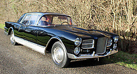 09 January 2019 - Cars owned by both screen and rock legends will go under the hammer at the Coys Interclassics Maastricht Auction in Netherlands which takes place on Friday and Saturday (Jan 11th and 12th 2019). A 1958 Facel Vega Excellence supplied new to the legendary American actress Ava Gardner is one of the ten 1st Series ever built and was directly delivered from the factory in September 1958 to the famous actress. The ownership is confirmed by Chassis records. It is one of the cars to be completed with Chrysler's high performance 6.4 litre Hemi V8 engine. Estimate: €150,000 - €180,000. Photo Credit: ALPR/AdMedia