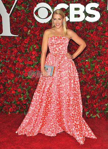 NEW YORK, NY - JUNE 12: Busy Philipps at the 70th Annual Tony Awards at The Beacon Theatre on June 12, 2016 in New York City. Credit: John Palmer/MediaPunch