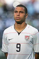 Charlie Davies. USA defeated Grenada 4-0 during the First Round of the 2009 CONCACAF Gold Cup at Qwest Field in Seattle, Washington on July 4, 2009.