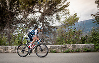 Anna Plichta (POL/Trek-Segafredo)<br /> <br /> 7th La Course by Tour de France 2020 <br /> 1 day race from Nice to Nice (96km)<br /> <br /> ©kramon
