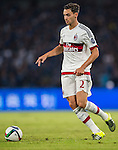 Mattia De Sciglio of AC Milan in action during the AC Milan vs FC Internazionale Milano as part of the International Champions Cup 2015 at the Longgang Stadium on 25 July 2015 in Shenzhen, China. Photo by Aitor Alcalde / Power Sport Images