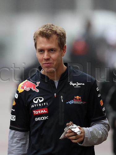 14 10 2011  Melzer Formula 1 GP Korea in Yeongam 14 10 11 Sebastian Vettel Red Bull Racing motor racing Formula 1 F1