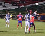Boyacá Chicó igualó 1-1 ante Deportivo Pasto. Fecha 17 Liga Águila II-2018.