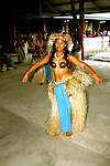 Cruising: South Pacific, Cook Islands, Atiu, dancers, Photo: crupac102  .Photo Copyright: Lee Foster, (510) 549-2202, lee@fostertravel.com, www.fostertravel.com