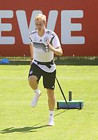 Julian Brandt (Deutschland Germany) - 05.06.2018: Training der Deutschen Nationalmannschaft zur WM-Vorbereitung in der Sportzone Rungg in Eppan/Südtirol