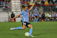 Piscataway, NJ - Wednesday Sept. 07, 2016: Sarah Killion during a regular season National Women's Soccer League (NWSL) match between Sky Blue FC and the Orlando Pride FC at Yurcak Field.