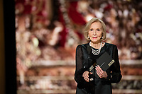 Eva Marie Sant presents the Oscar&reg; for Achievement in costume design during the live ABC Telecast of The 90th Oscars&reg; at the Dolby&reg; Theatre in Hollywood, CA on Sunday, March 4, 2018.<br /> *Editorial Use Only*<br /> CAP/PLF/AMPAS<br /> Supplied by Capital Pictures