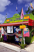 Shop at the popular tourist destination and beach playground of Key West in Florida, USA