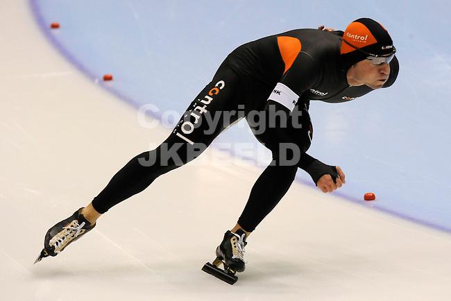 HEERENVEEN - Schaatsen, EK  kwalificatie heren 1500 meter, 27-12-2011, Mark Tuitert