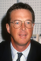 Michael Crichton, 1992, Photo By Michael Ferguson/PHOTOlink