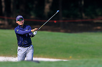 Masahiro Kawamura (JPN) on the 2nd fairway during the 3rd round of the WGC HSBC Champions, Sheshan Golf Club, Shanghai, China. 02/11/2019.<br /> Picture Fran Caffrey / Golffile.ie<br /> <br /> All photo usage must carry mandatory copyright credit (© Golffile | Fran Caffrey)