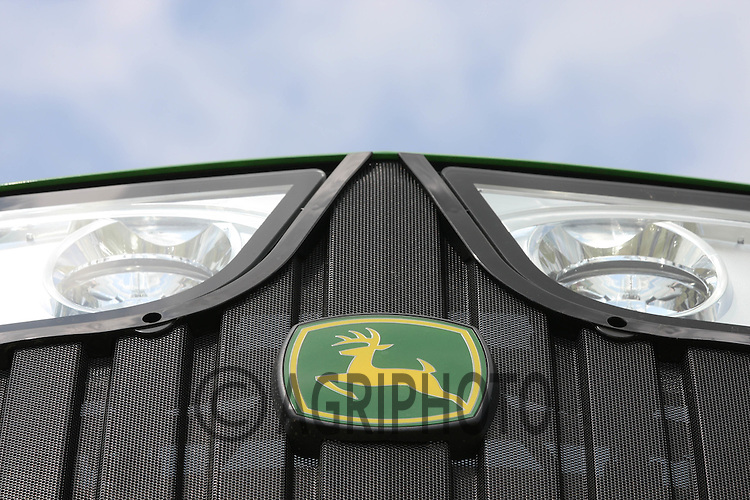John Deere Corporate Identity.Picture Tim Scrivener date taken 15th June 2012.Mobile 07850 303986 e-mail tim@agriphoto.com.?.covering agriculture in the Uk?.
