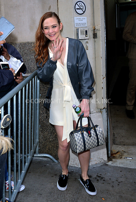 WWW.ACEPIXS.COM<br /> <br /> March 16 2016, New York City<br /> <br /> Louisa Krause from the TV show 'Jane wants a Boyfriend' made an appearance at AOL on March 16 2016 in New York City<br /> <br /> By Line: Curtis Means/ACE Pictures<br /> <br /> <br /> ACE Pictures, Inc.<br /> tel: 646 769 0430<br /> Email: info@acepixs.com<br /> www.acepixs.com
