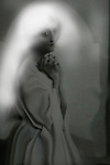 An angelic woman