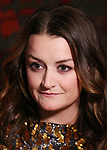 """Alison Wright attends the after party for the Broadway Opening Night of """"Sweat"""" at Brasserie 8 1/2 on March 26, 2017 in New York City."""