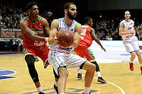GRONINGEN - Basketbal,  Donar - Karsiyaka SK, Martiniplaza, Europe Cup, seizoen 2018-2019, 14-11-2018, Donar speler Shane Hammink