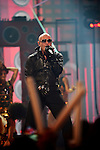 MIAMI, FL - JULY 17: Pitbull perform onstage during the Premios Juventud 2014 Awards at BankUnited Center on July 17, 2014 in Miami, Florida. (Photo by Johnny Louis/jlnphotography.com)