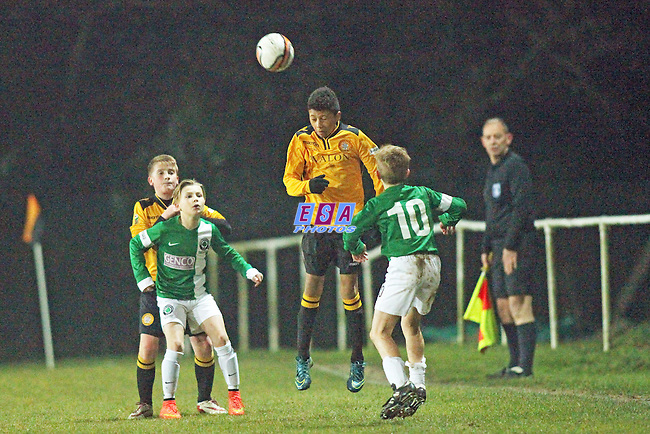 VINTERS v CRAY WANDERERS<br /> KENT YOUTH LEAGUE<br /> VIATEX U13 CHALLENGE CUP FINAL<br /> THURS 10TH MARCH 2016<br /> LORDSWOOD FC