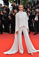 "CANNES, FRANCE. May 22, 2019: Josephine Skriver  at the gala premiere for ""Oh Mercy!"" at the Festival de Cannes.<br /> Picture: Paul Smith / Featureflash"