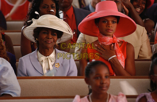 CICELY TYSON & KIMBERLY ELISE.in Diary Of A Mad Black Woman.*Editorial Use Only*.www.capitalpictures.com.sales@capitalpictures.com.Supplied by Capital Pictures.