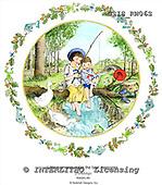 Ingrid, CHILDREN, KINDER, NIÑOS, paintings+++++,USISRW06S,#K# ,vintage
