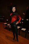 Ida Liu-Front Row-Mercedes Benz Fashion Week Douglas Hannant Fall 2013, NY 2/13/13