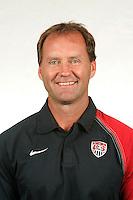 Tim Schultz, U.S. Under 21 Women's National Team Training Camp, Home Depot Center, Carson, CA. May 24, 2005