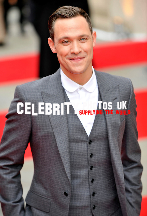 Will Young attends The Laurence Olivier Awards at the Royal Opera House on April 28, 2013 in London Picture By: Brian Jordan / Retna Pictures.. ..-..