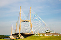 65095-02603 Bill Emerson Memorial Bridge over Mississippi River Cape Girardeau, MO