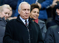Sheffield United FC chairman, Kevin McCabe seen during the Sky Bet Championship match between Millwall and Sheff United at The Den, London, England on 2 December 2017. Photo by Carlton Myrie / PRiME Media Images.
