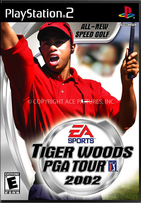 "Screenshot of a new Tiger Woods' game for PlayStation2, ""Tiger Woods PGA Tour 2002"" which is thought to be one of the most realistic golf simulations on the market. March 2002. Byline NY Photo Press.   ..*PAY-PER-USE*      ....NY Photo Press:  ..phone (646) 267-6913;   ..e-mail: info@nyphotopress.com"