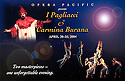 Opera Pacific Promo Card