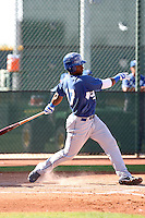 Nick Akins - Los Angeles Dodgers, 2009 Instructional League.Photo by:  Bill Mitchell/Four Seam Images..