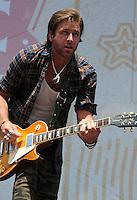 11 June 2016 - Nashville, Tennessee - Canaan Smith. 2016 CMA Music Festival Riverfront Stage. Photo Credit: Dara-Michelle Farr/AdMedia