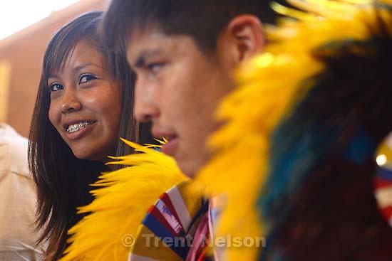 Navajo pow-wow. 5.06.2006<br />